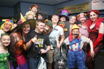 Adelaide Youth Theatre - Shrek Special Needs Show